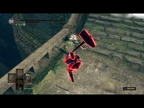 Dark Souls Remastered Weapon Showcase: Blacksmith Giant Hammer