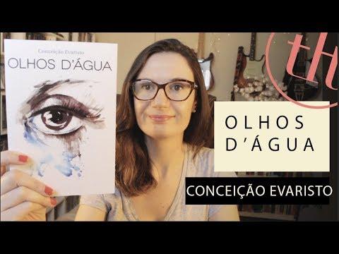 Olhos d'água (Conceição Evaristo) | VESTIBULAR | Tatiana Feltrin