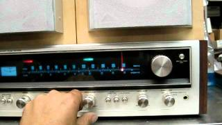 PIONEER SX-636 - Test