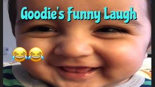 Cute Baby Whatsapp Status | Funny Laugh of Goodie 😂😂