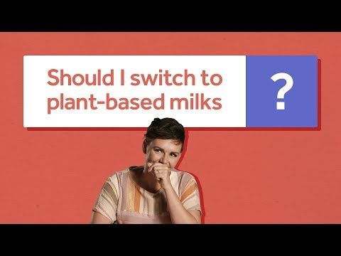 Which plant-based milk is the healthiest?