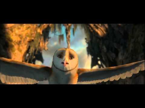 Легенды ночных стражей|Legend of the Guardians - трейлер (Дубляж)