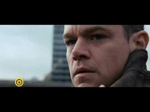 Jason Bourne - magyar nyelvű előzetes