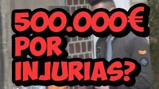 MrGranBomba (cara anchoa) 500.000€ por injurias?
