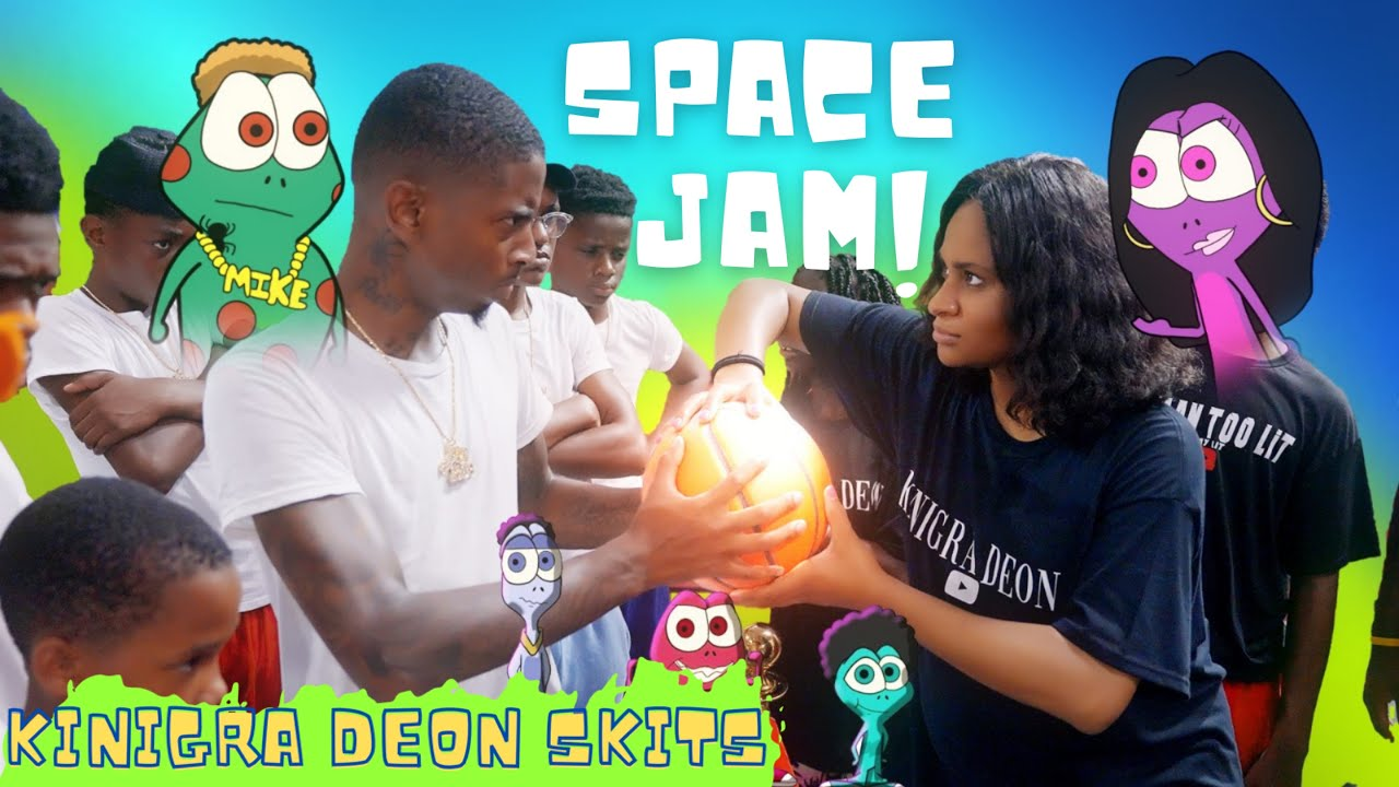 Download LET'S GET READY TO RUMBLE ☄️| Ep.1 Space Jam w/ @FunnyMike & @Jslutty