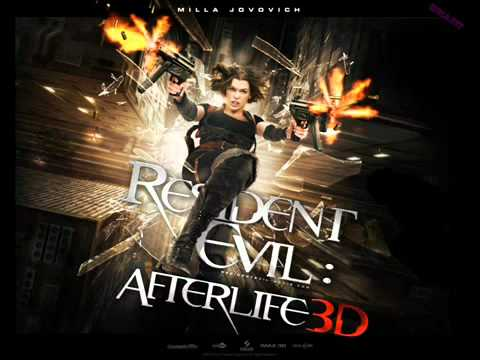 Resident Evil Afterlife Theme  The Outsider   A Perfect circle