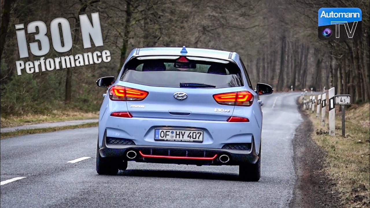 hyundai i30 n performance pure sound 60fps youtube. Black Bedroom Furniture Sets. Home Design Ideas