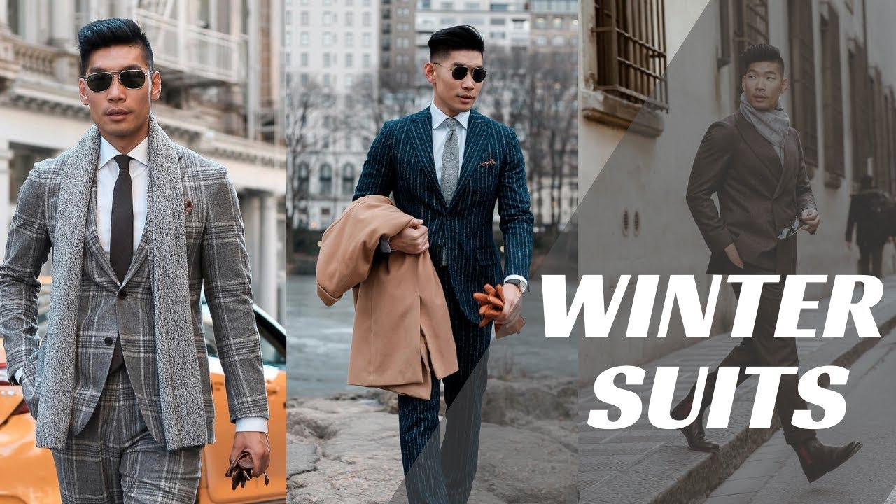 7 Winter Suits For 2020 Menswear Essentials Youtube