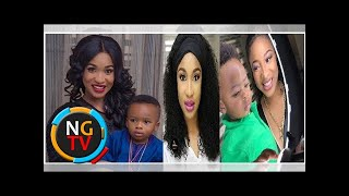 Tonto Dikeh warns Parents to watch their Children more during this holiday