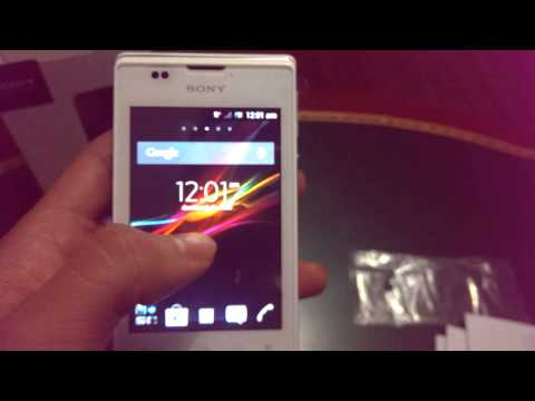 Sony Xperia E C1504 - JARSIT - Primera vista