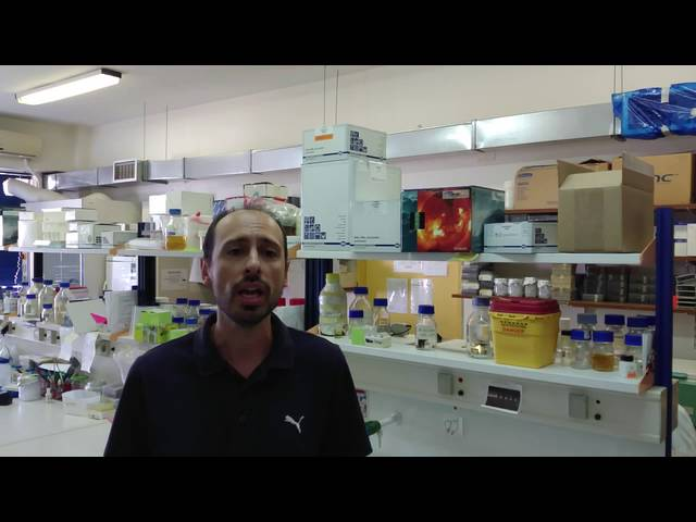 Elias Assimakis: The use and applications of omic technologies in soil microbial ecology