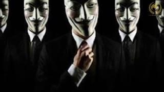Anonymous WhatsApp status, hacker