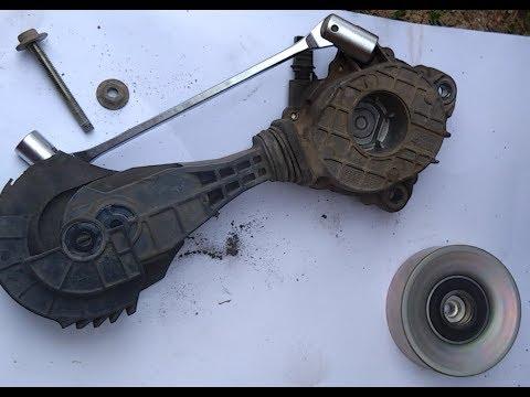 Замена фрикционного ролика гитары Пежо / Friction roller replacement Peugeot