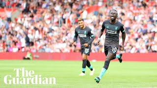 'The mentality giants are in town': Klopp reflects on beating Southampton