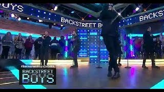 Backstreet Boys I Want It That Way LIVE On GMA