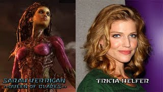 Characters and Voice A... : STARCRAFT II: Wings of Liberty