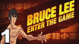 Bruce Lee: Enter The Game - Gameplay Walkthrough Part 1 - Scenes 1-5 (iOS, Android)