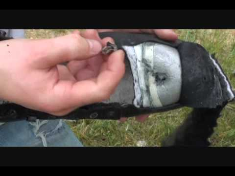Mythbusters Steel Toe Shoes
