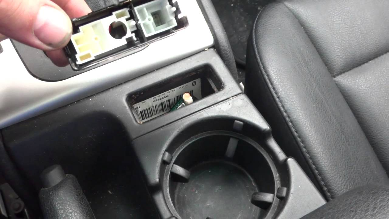 Door Locks and Hazards lights Not Working BMW E46 YouTube