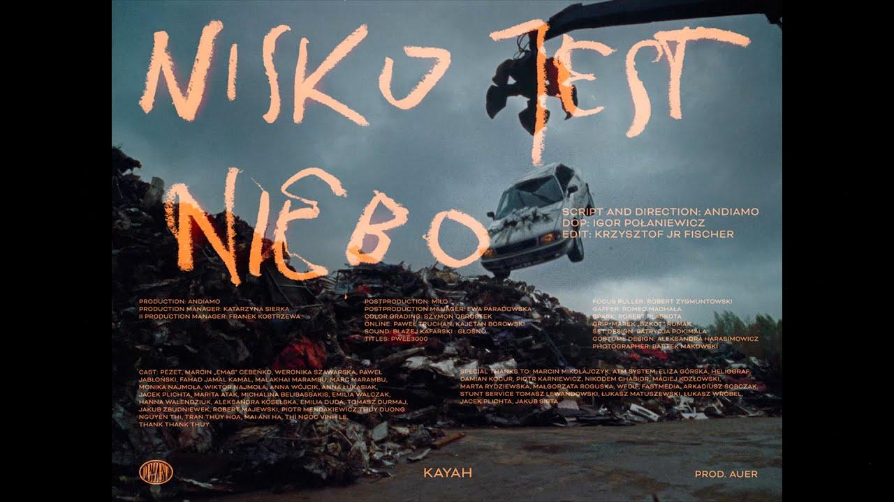 Pezet feat. Kayah - Nisko jest niebo (prod. Auer)