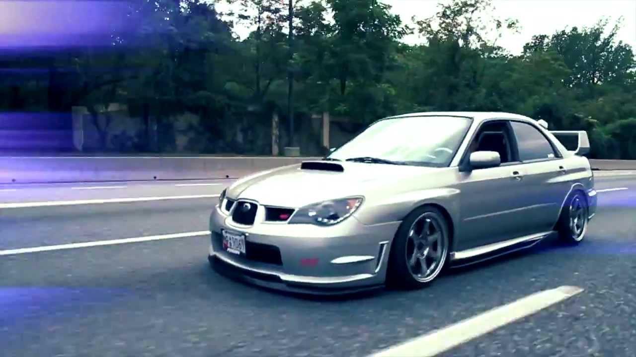 Slammed Subaru Twreck Films