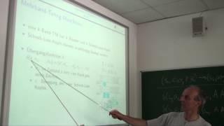 Theoretische Informatik Vorlesung Nr. 18