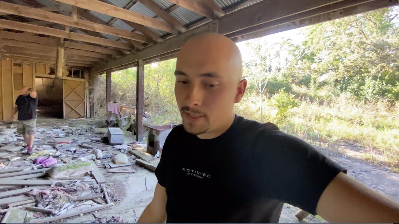 1 Year Of Owning A Haunted Farm Honeycutt Farm Youtube