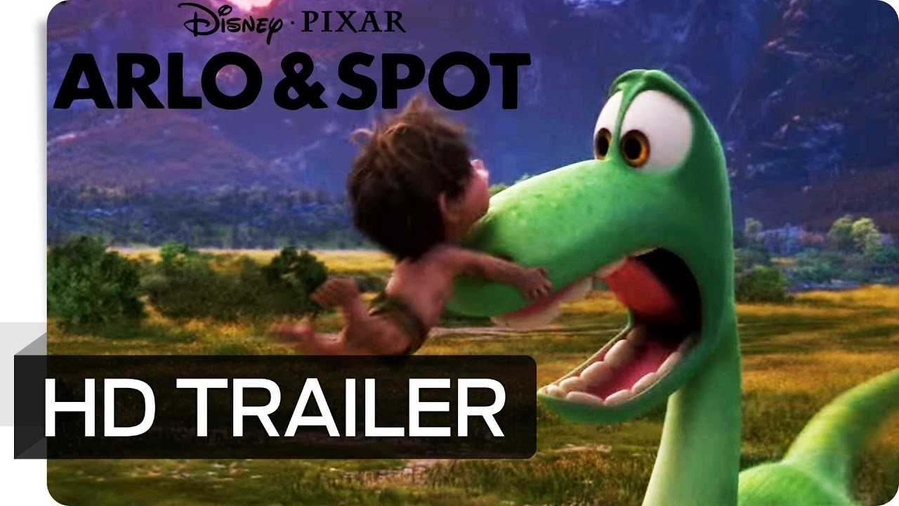 Arlo & Spot Trailer German