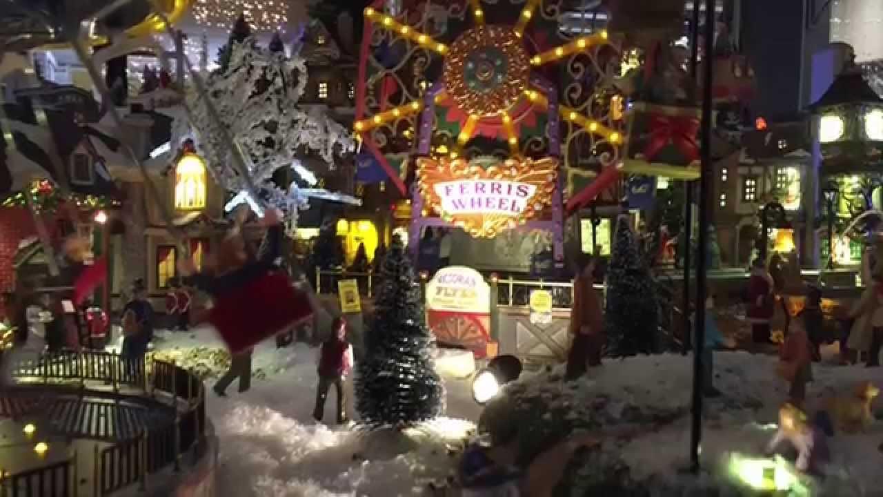 Villaggio LEMAX 2015  Il Regno di Babbo Natale  Vetralla VT  YouTube