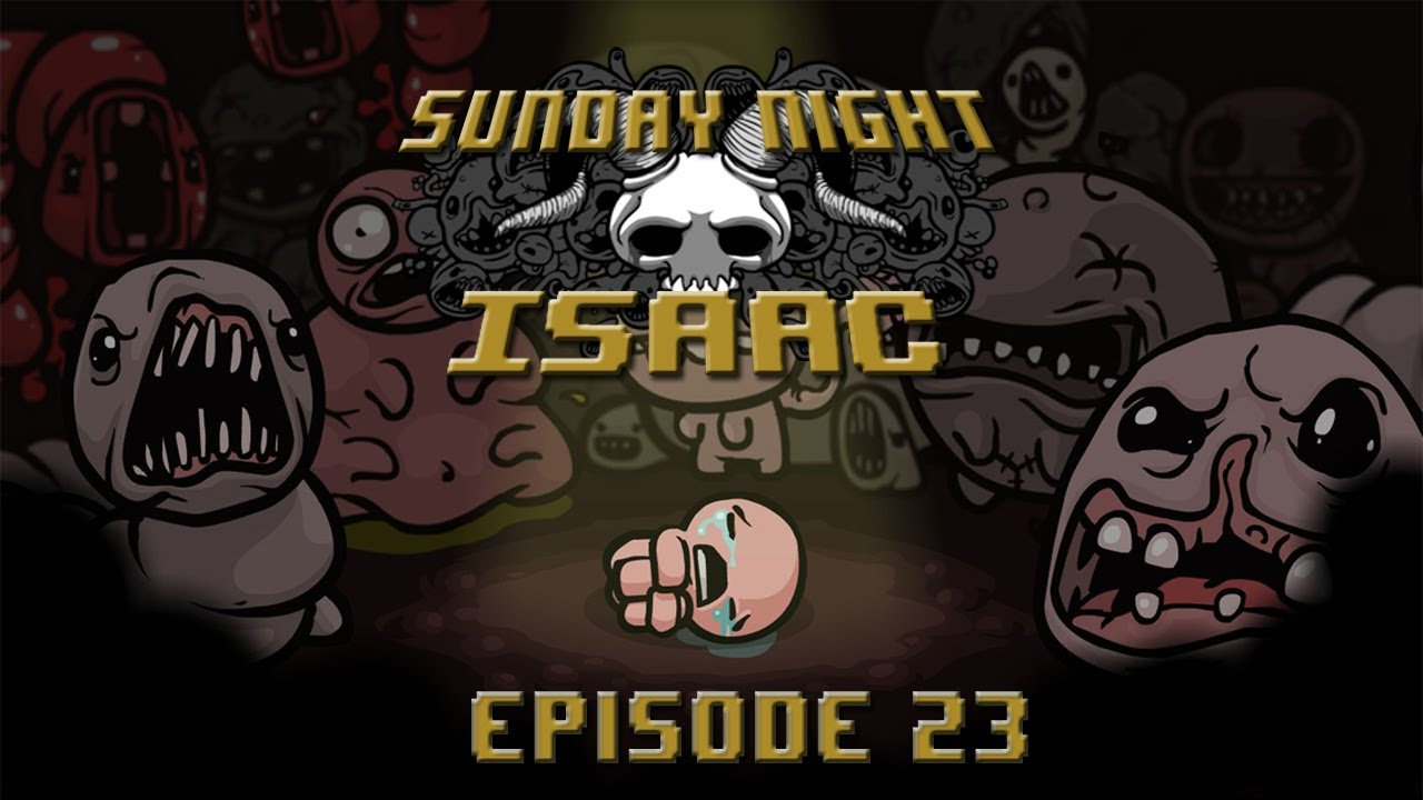Sunday Night Isaac - Episode 23: The ODP Syndrome - YouTube
