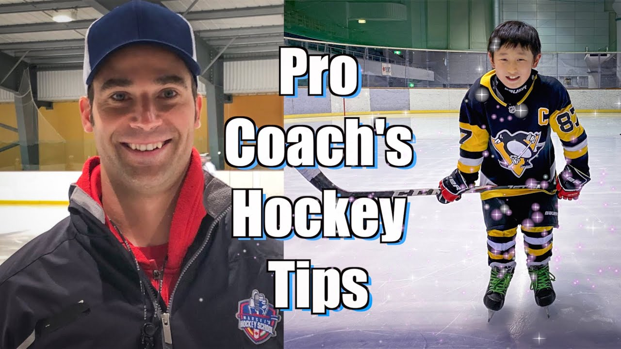 Youth Hockey Parents Must Watch - Pro Coach's Tips Marcel Juhasz