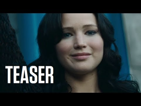 The Hunger Games: Catching Fire TEASER & FIRST LOOK - MTV Movie Awards 2013