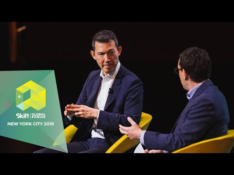 Air France-KLM CEO At Skift Global Forum 2019