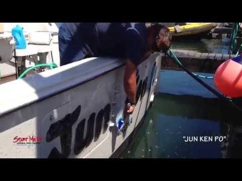 Start Me Up Sport Fishing Maui's Jun Ken Po