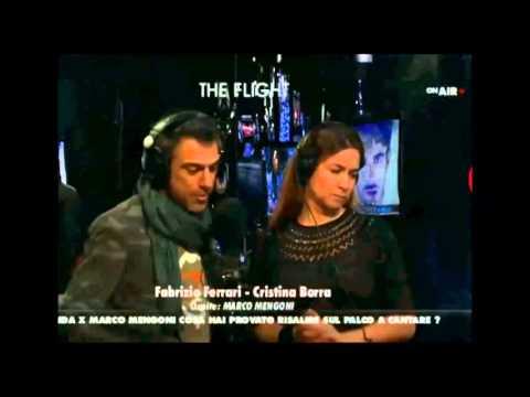 Marco Mengoni @ RTL 102.5, 16/12/2013