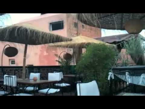 Hotel Riad Andalla, Marrakech, Morocco
