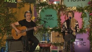 Nitin Sawhney performs Sunset in the BBC Music Tepee at Glastonbury 2014