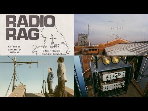 GB3MU - Radio Rag & The Manchester Pirate Radio Repeater Network