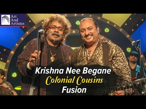 Hariharan | Lesle Lewis | Krishna Nee Begane By Colonial Cousins | Idea Jalsa | Art and Artistes