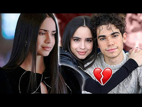 Sofia Carson TEARS UP Remembering CAMERON BOYCE