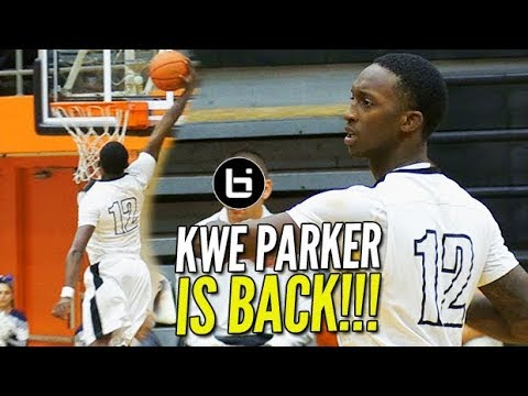 Kwe Parker is BACK Bounciest JUCO Team in the Nation?