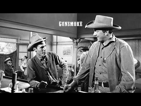 Gunsmoke Old Time Radio: Blacksmith Vic Perrin 060554, episode 111