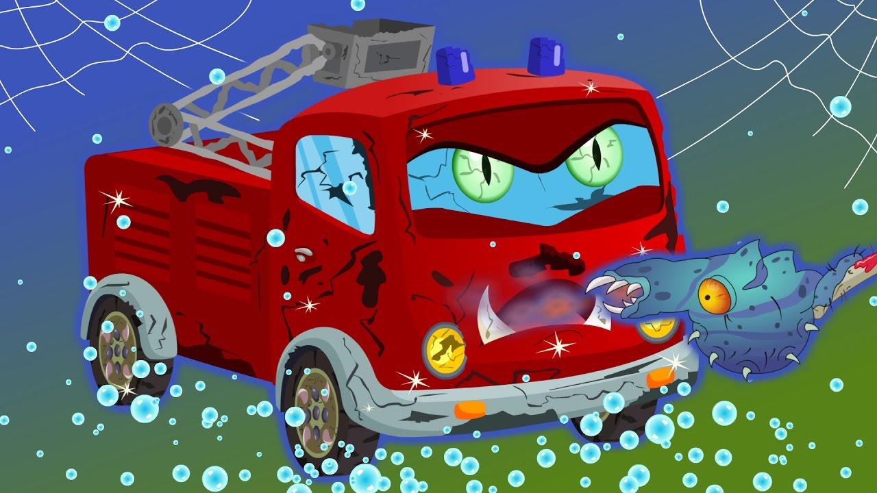 Scary Car Wash Videos