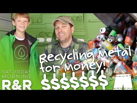 How To Recycle Metal For Money