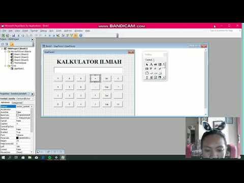 Cara Membuat Kalkulator Ilmiah Dengan Visual Basic