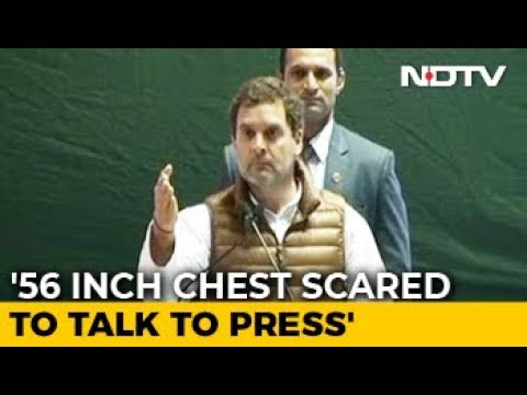 "Rahul Gandhi's ""5-Minute"" Dare For PM Modi Mp3"