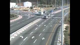 Car Crashes In Israel תאונות דרכים בישראל
