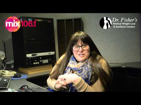 Mix 1061 Nicole's Dr. Fisher Weight Loss Testimony