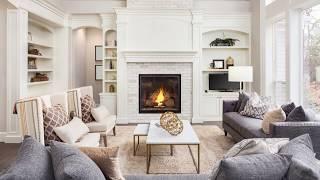 камины в доме: виды и особенности функционирования
