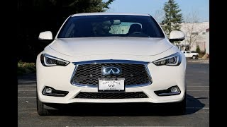 2018 INFINITI Q60 3.0t LUXE With Navigation & AWD